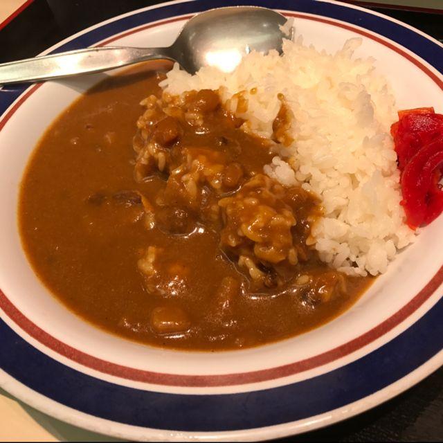 たまぁ~に食べたい『富士そば』のカレーライス🍛🥄😋  #富士そば #カレーライス    《カレーライス 🍛🥄 at 富士そば 六本木店》