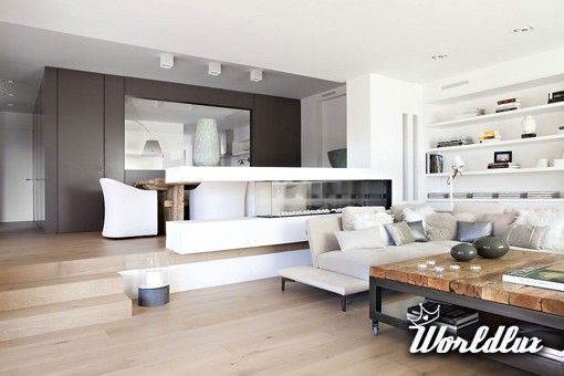 classical- modern interior