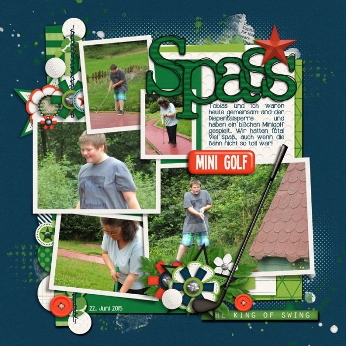 This is my little one an me having fun at a bad bad minigolf course last wednesday. We enjoyed it so much Template: Singleton 21 Pile Up 1 by Brook Magee Gone Clubbin by Libby Pritchett http://www.sweetshoppedesigns.com/sweetshoppe/product.php?productid=31422&page=1