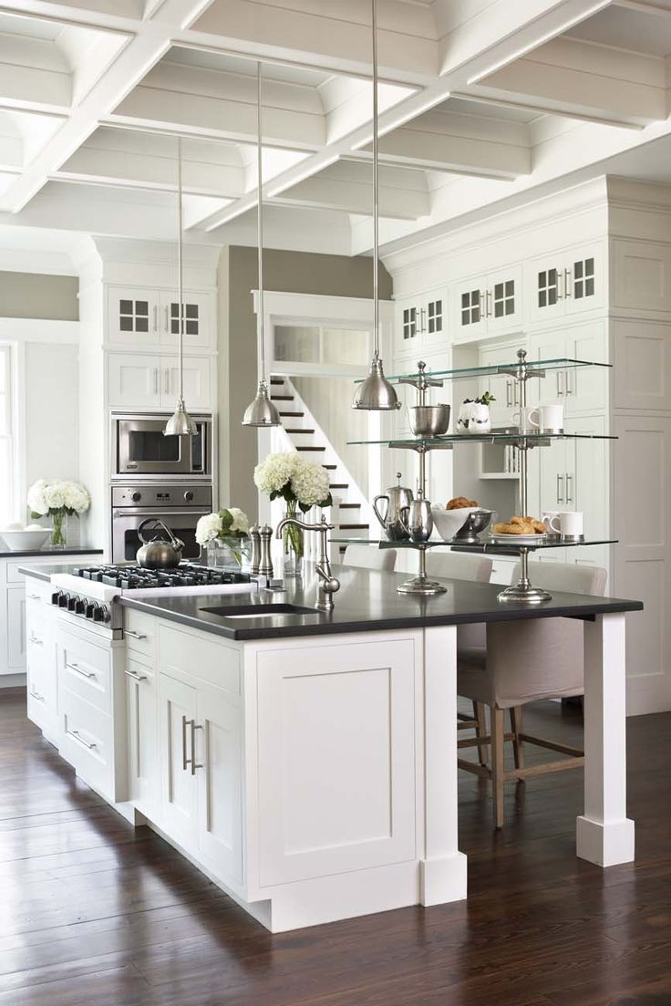 Kitchen Upgrades to Increase the Resale Value of Your Home | CultivateIdeas, Dreams Kitchens, Kitchens Design, Traditional Kitchens, Linda Mcdougald, Mcdougald Design, Palmetto Bluff, White Cabinets, White Kitchens