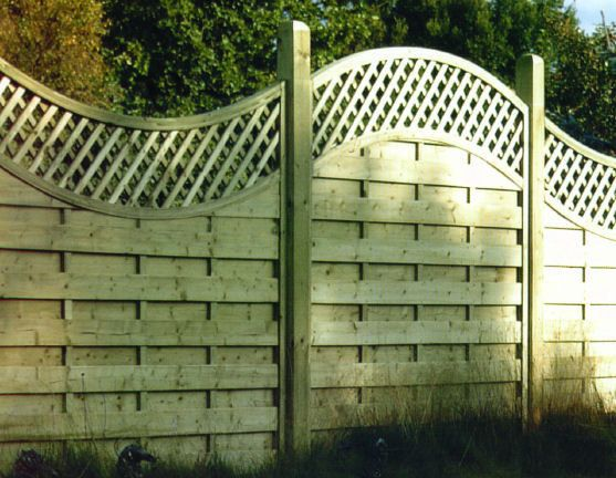 25+ Best Ideas About Decorative Fence Panels On Pinterest