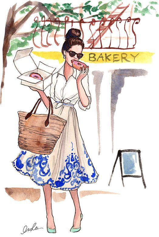 inslee fashion illustration - Pesquisa Google