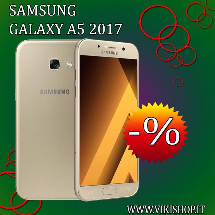 Samsung Galaxy A5 2017 Nero Italia | Spedizione Gratis  https://lnkd.in/fitxFCX #samsunga5 #galaxya5 #galaxya52017 #samsunga52017 #samsunga5prezzo #a5italia #a5nero