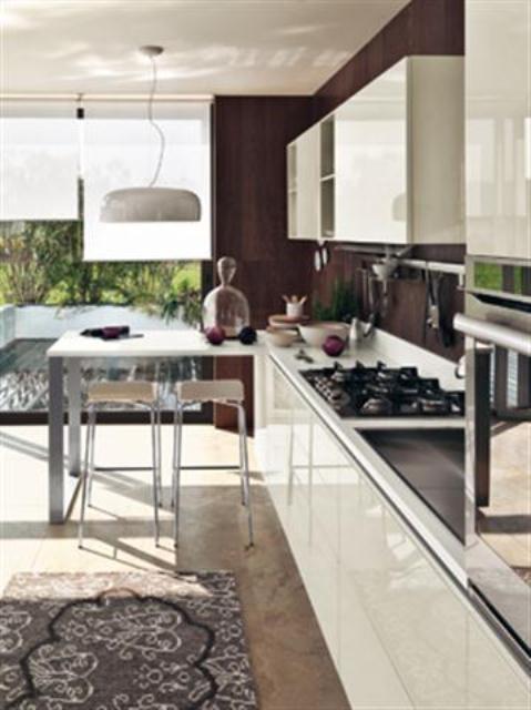 Cool Ultra Modern Kitchen By Scavolini
