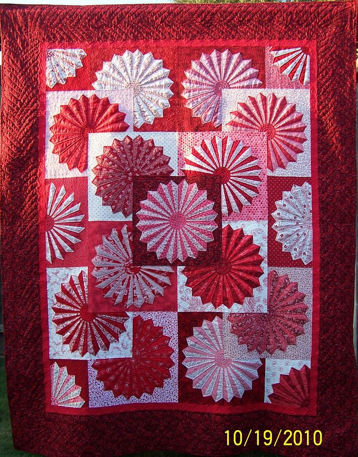 Thoroughly Modern Dresden Pattern pinner Tracey Morey