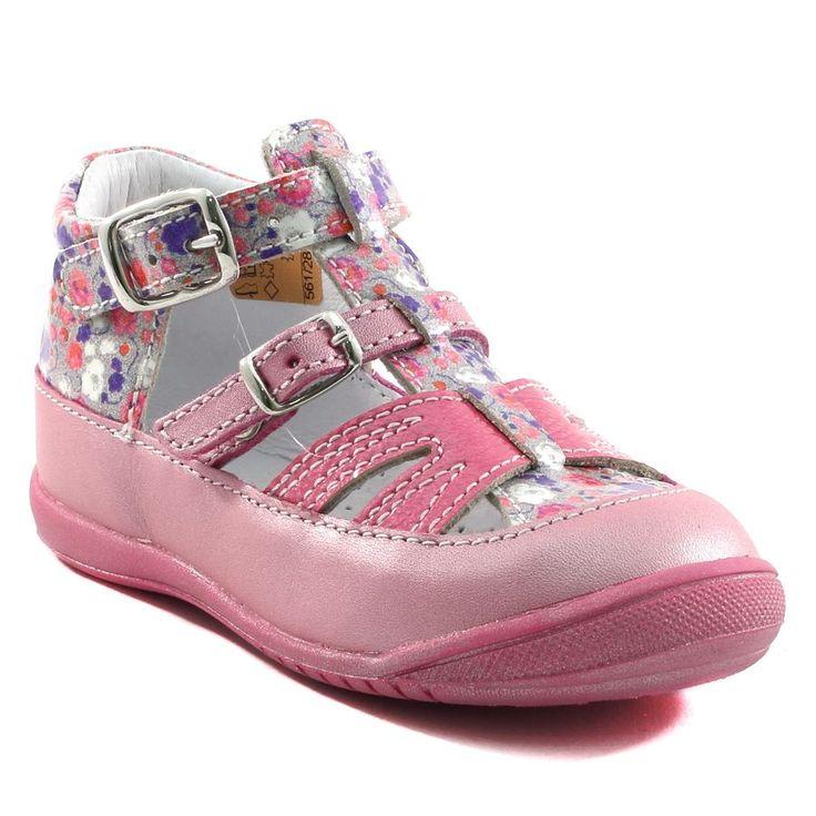 Ricosta Kep (m) - Chaussures Premiers Pas De Bébé Plastique, Brun, Taille 20