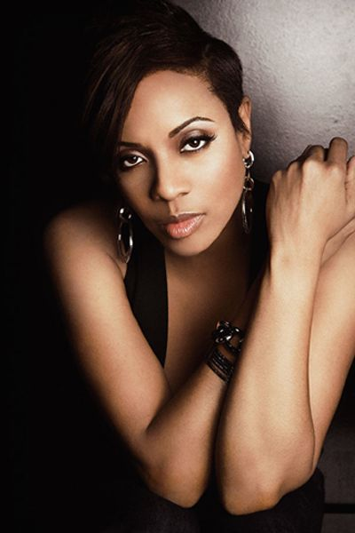 MC Lyte... Rapper, Actor, Writer, she still does it all...