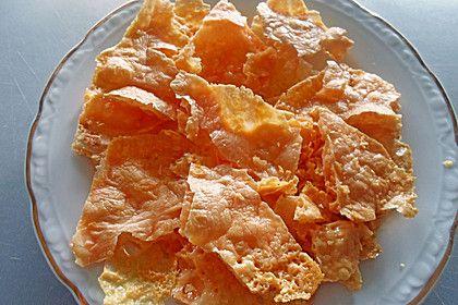Limburger-Käse-Chips