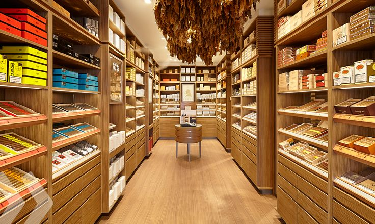 Davidoff Store - made by ARNO