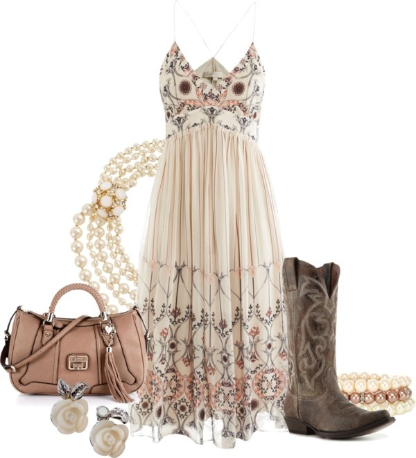 91 best prom images on pinterest summer outfit for Country dresses for wedding guest