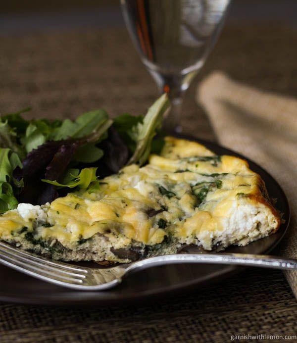 frittata cheese frittata frittata recipe savory egg savory mushroom ...