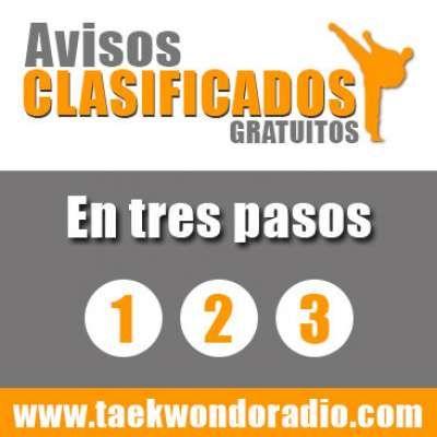 ¡Atención! Presentamos la plataforma gratuita de AVISOS CLASIFICADOS especializada en artes marciales.