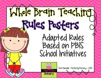 PBIS and whole brain