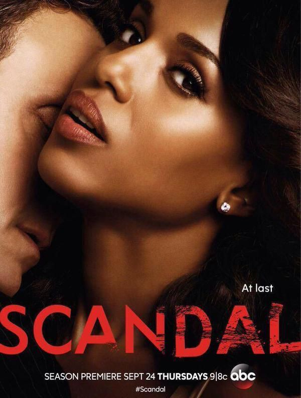 Scandal Season 5 Poster