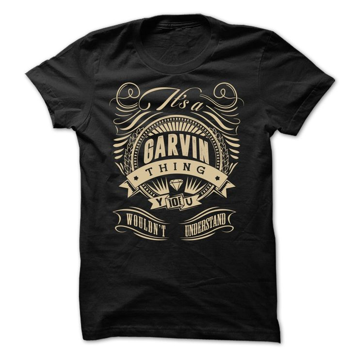 GARVIN THING T-SHIRT
