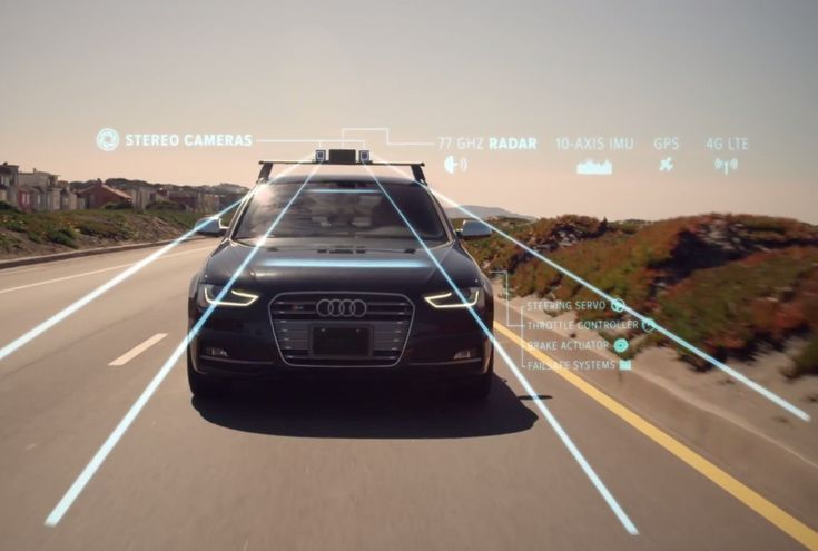 $10,000 Kit Converts Audi A4 or S4 Into Hands-Off Ride