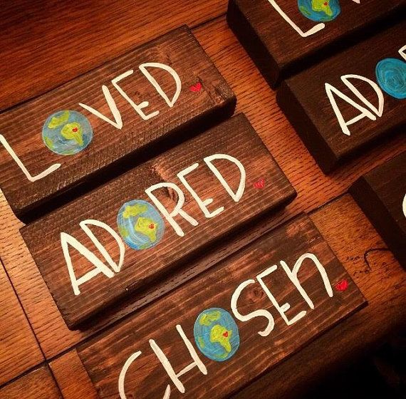 Adoption Word Signs