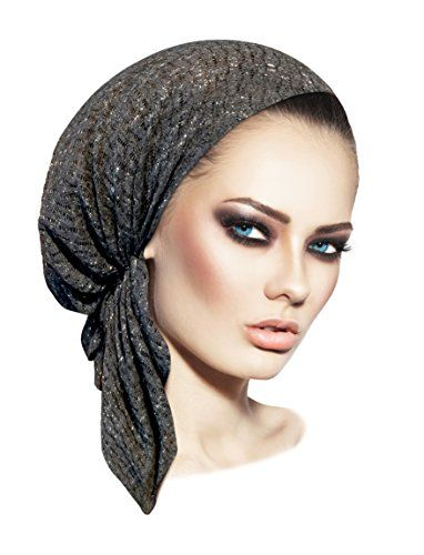 00dff572d51e8 Chic ShariRose Boho Chic Pre-Tied Head-Scarf Tichel Textured Breathable  Knit Collection.   16.99 - 29.00  offerdressforyou from top store