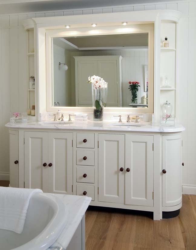 Top 4 Tips And Tricks To Organize Your Bathroom #Shabbychicbathrooms