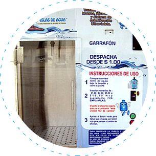 Islas - Albercas ecológicas Cancún y tratamiento de agua