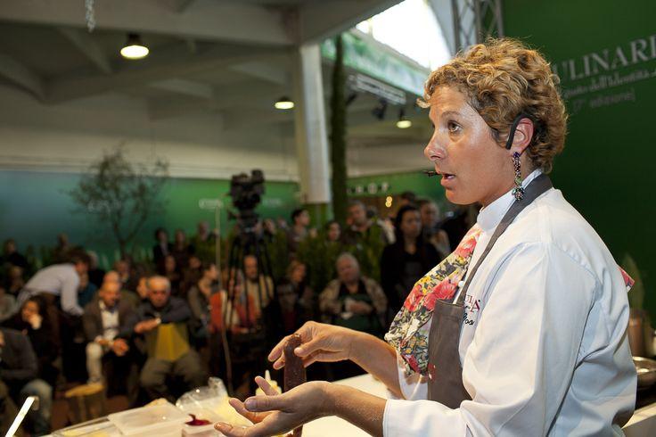 Ana Roš | Culinaria Il gusto dell'Identità  #culinaria14 #unfioreincucina www.culinaria.it