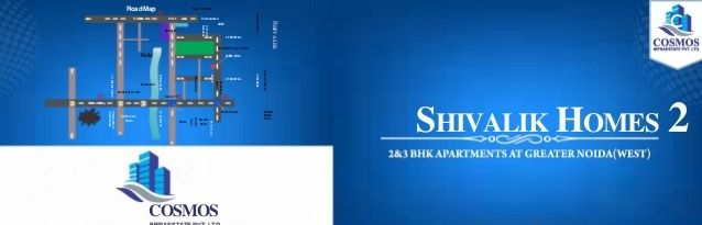 Shivalik Homes Noida Extension 2 Location Map