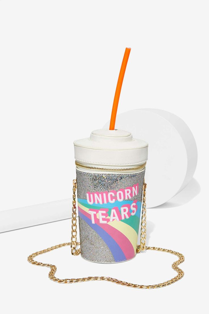Skinnydip London Unicorn Tears Bag | @sourcherrycouk