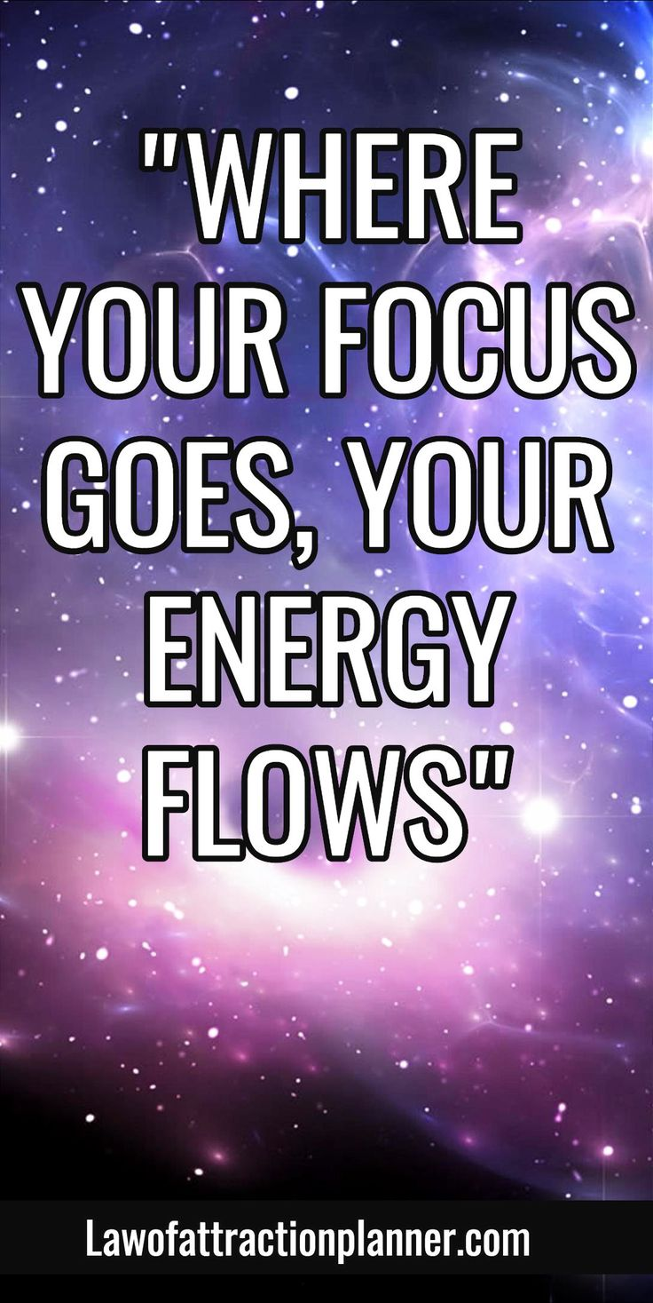 Get a free law of attraction planner at: http://www.lawofattractionplanner.com and start focusing on what you want to manifest in your life.