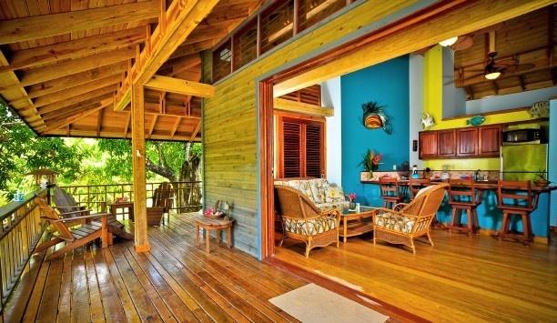 The Resort at Palmetto Bay (Roatan, Honduras in 2019