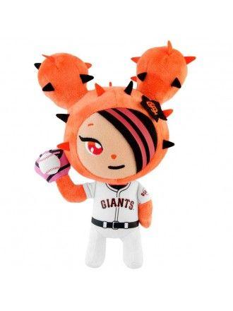 "tokidoki x MLB Giants 8"" SANDy Plush #tokidoki #mlb #giants #sandy #plush #toy"