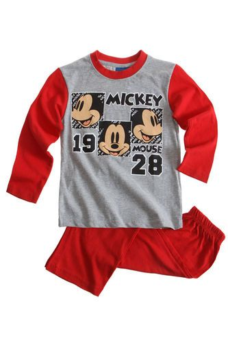 $12.48 Boys Disney Mickey Mouse Pyjamas Nightwear Age 3 4 5 6 8 9 Official | eBay