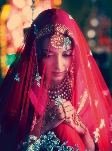 Faces of India - Bride