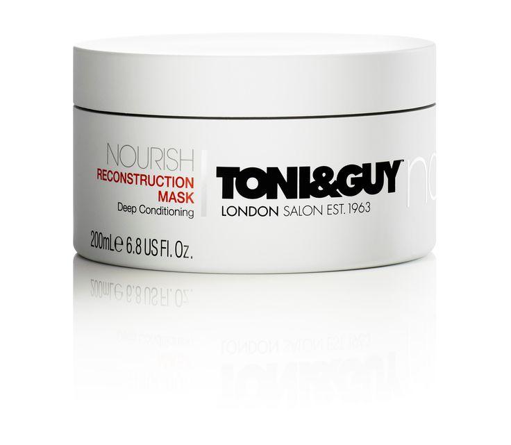 TONI&GUY Hair Care Nourish Reconstruction Mask RPP $15.99
