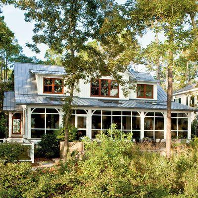 Modern Dogtrot Home: Exterior