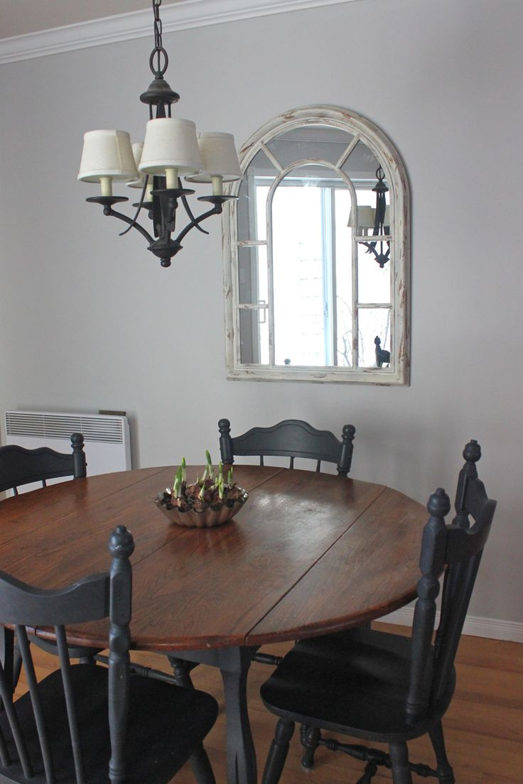 Best 25 refurbished kitchen tables ideas on pinterest for Is chalk paint durable for kitchen table