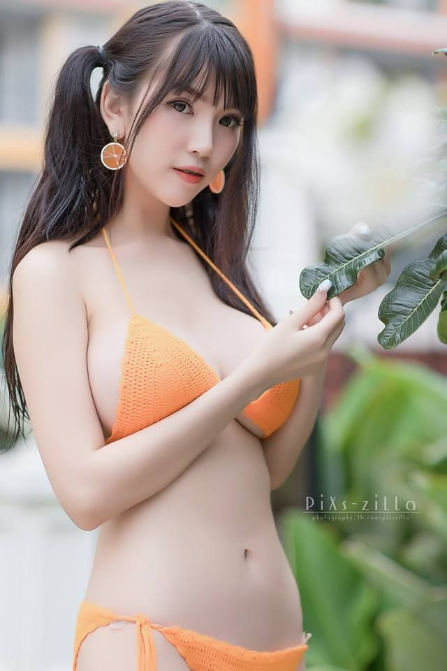 nude thai model beauty pussy naked
