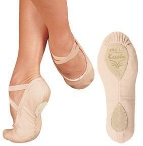 Балетная обувь чешки