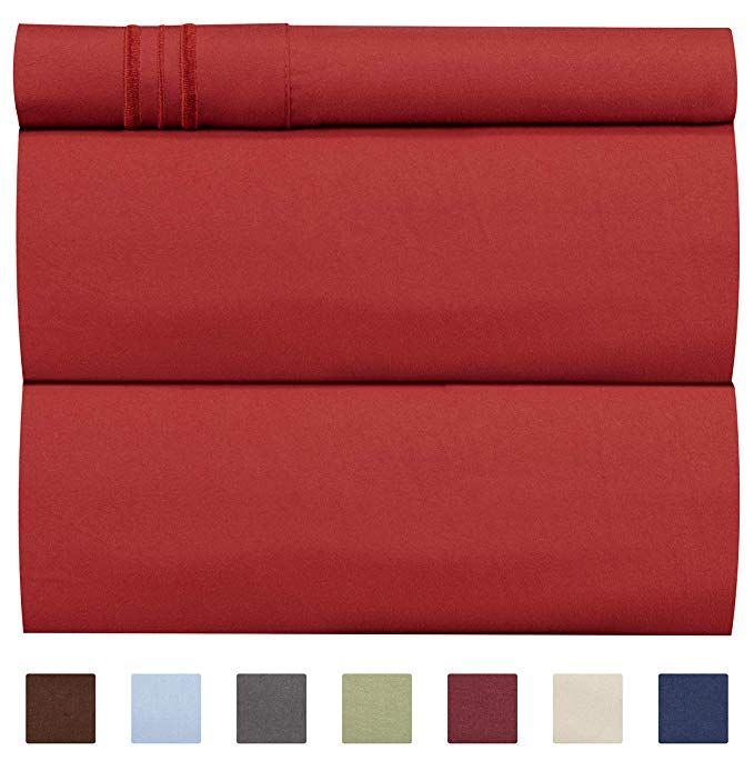 Amazon Com Cgk Unlimited Twin Xl Sheet Set 3 Piece Fits