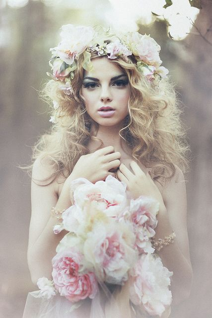 The Wild Rose Fairy   Flickr  BY:  Emily Soto  (great photography!!)