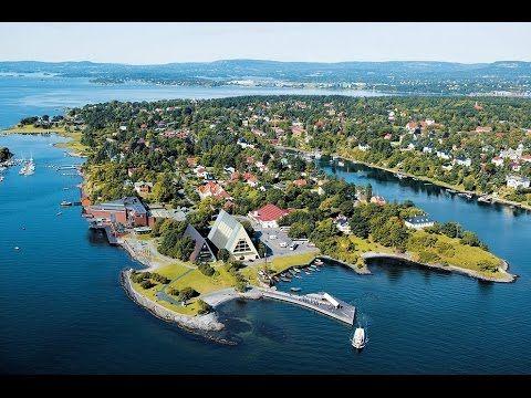 NORWAY- Breathtaking Aerial View