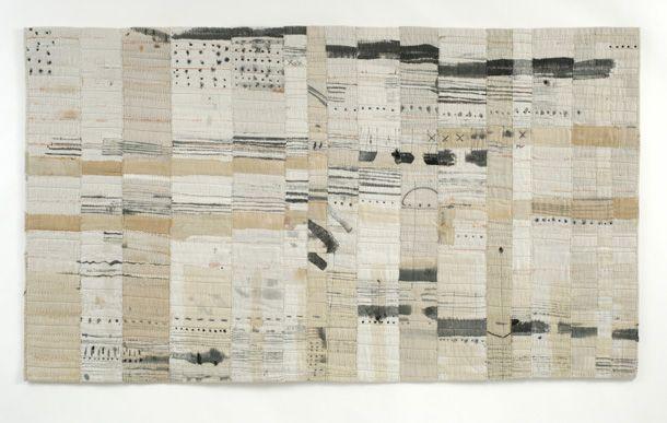 Matthew Harris: Crumb Cloth No. III