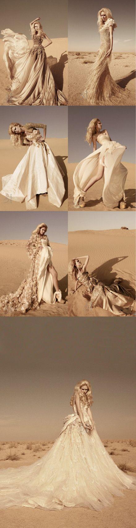wedding desert pictures