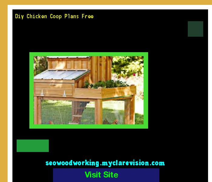 Diy Chicken Coop Plans Free 195539 - Woodworking Plans and Projects!