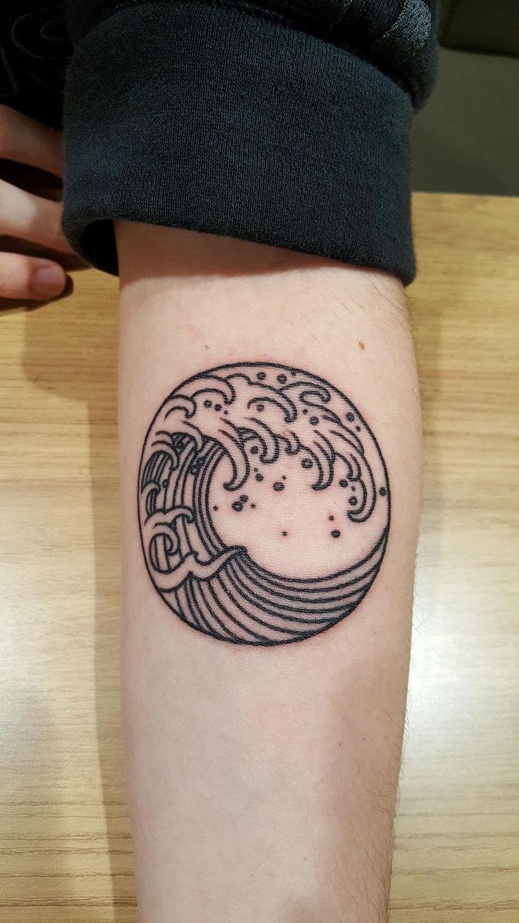 Best 25 wave tattoo sleeve ideas on pinterest japanese for Japanese tattoo chicago
