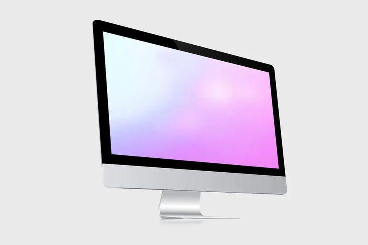 30 Best Imac Mockup Templates Mediamodifier Mockup Mockup Generator Imac