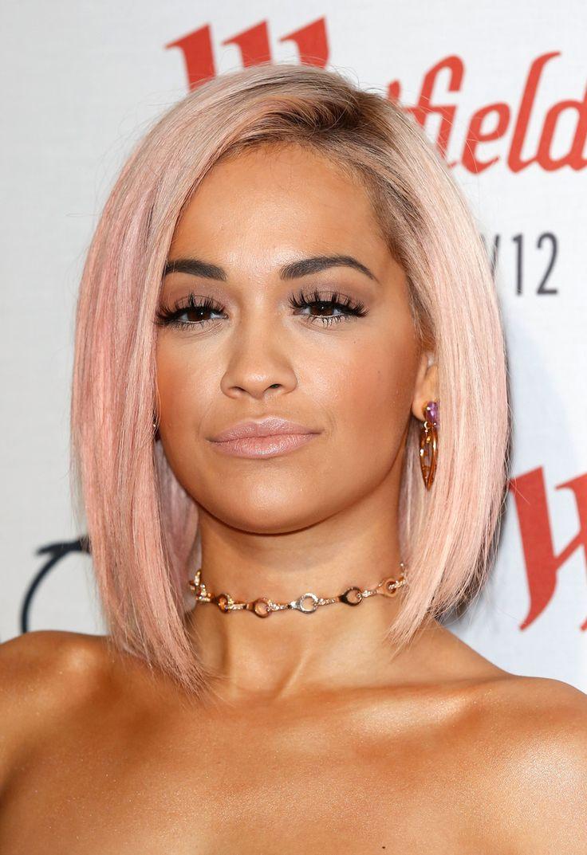 Denim Hair, Rose Gold, Granny Hair - nowe trendy w koloryzacji włosów