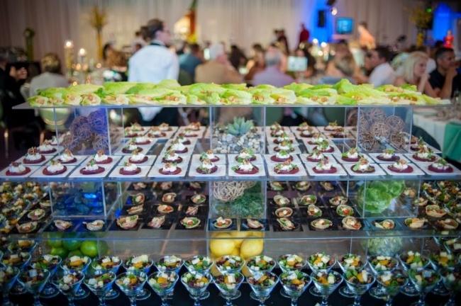Lake elmo inn catering mini salad station lakeelmoinn for Buffet cuisine en pin