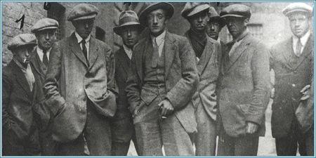 Resultado de imagen de mafiosos de los años 20 irlandeses