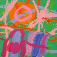Image result for albert irvin paintings