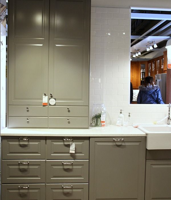 1000 images about ikea kitchens on pinterest sarah for Lower cabinet depth